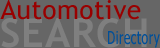 Automotive SEARCH Directory Logo - Auto & Motorsports Dedicated Directory & Search